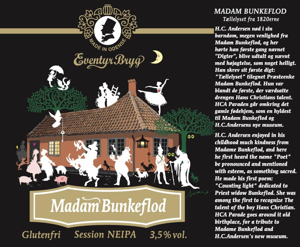 HCA Brew Madam Bunkeflod